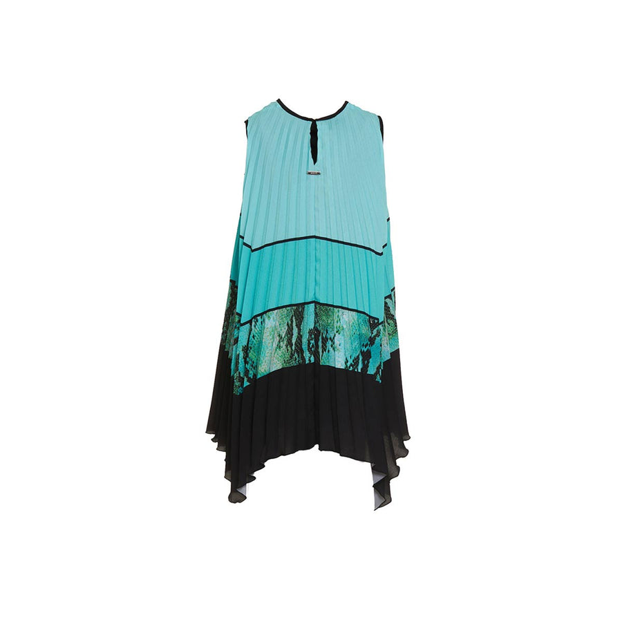 Tiffany Crepe Dress by MSGM