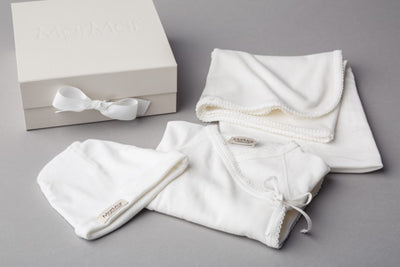 Gentle White Gift Set by MarMar