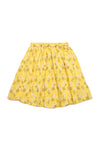 Yellow Floral Skirt by N21