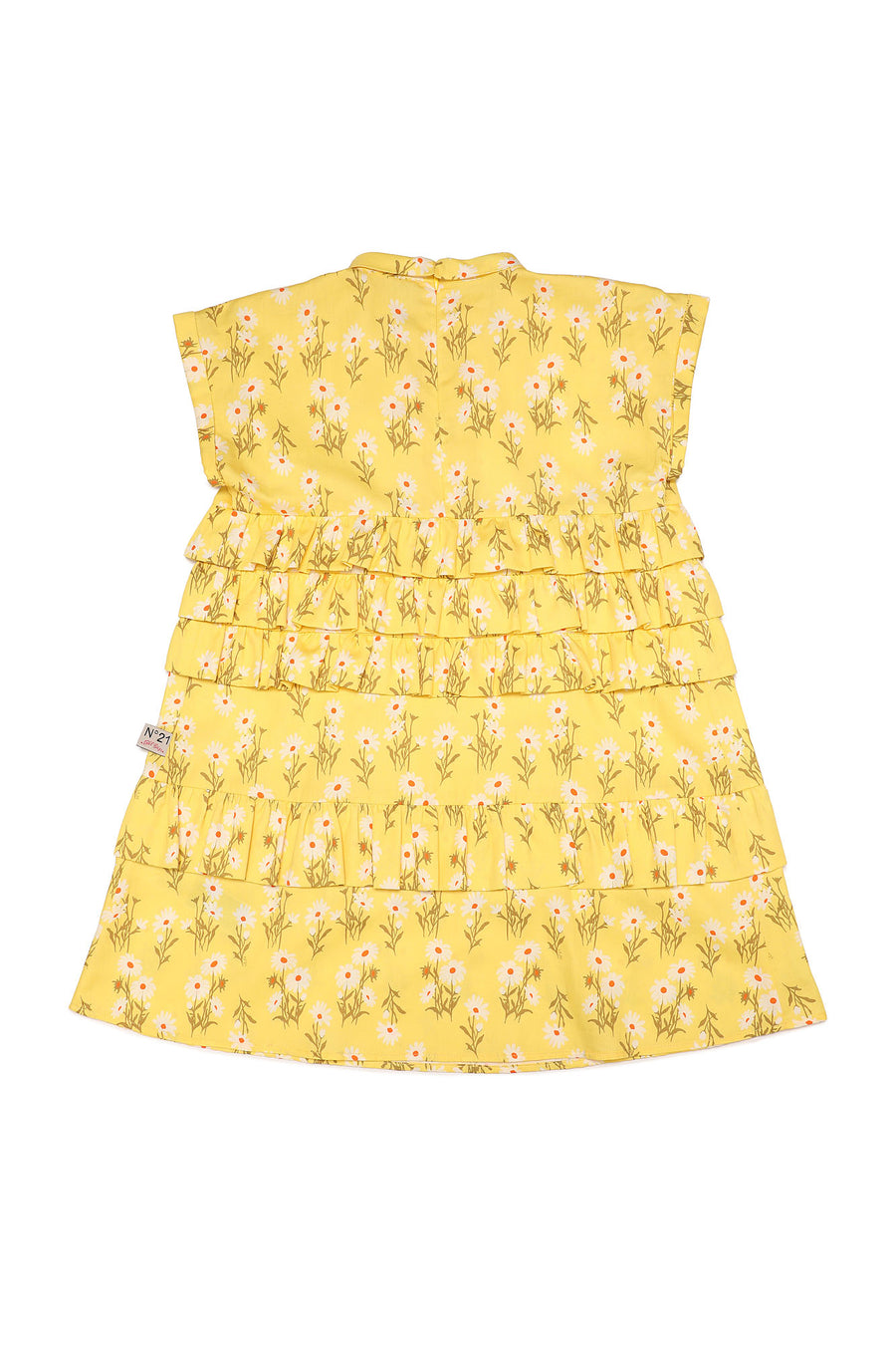 Yellow Floral Dress by N21