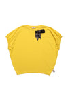 Mustard Bow T-Shirt by N21