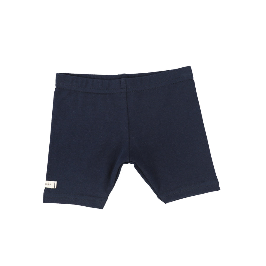 Navy Shorts by Lil Leggs