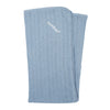 Pool Pointelle Organic Swaddling Blanket by L'ovedbaby