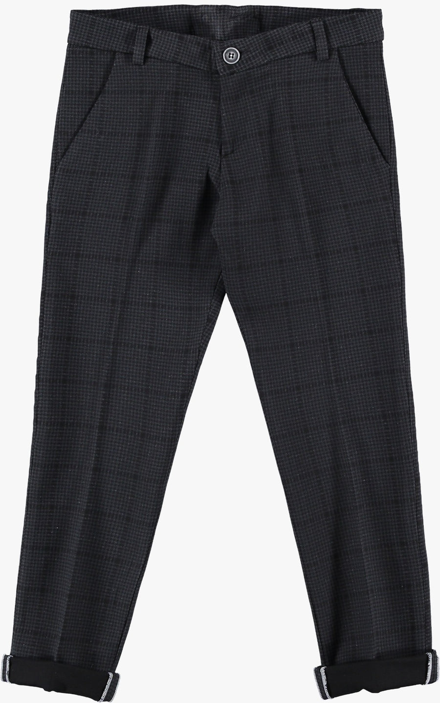 Houndstooth Pants by Manuell & Frank