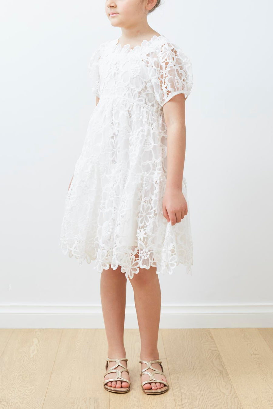 Flower Bouquet Dress by Petite Amalie