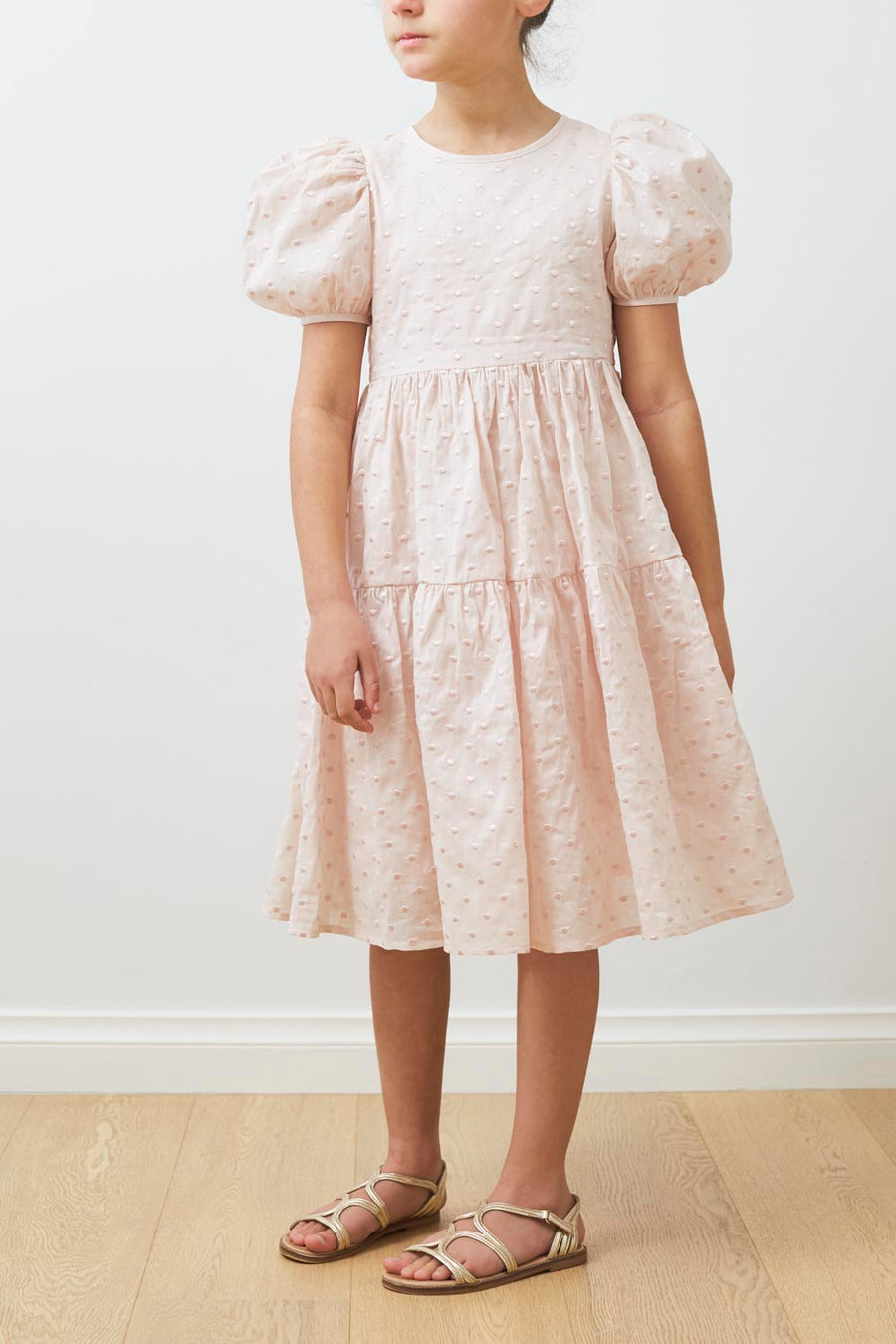 Voluminous Dress by Petite Amalie