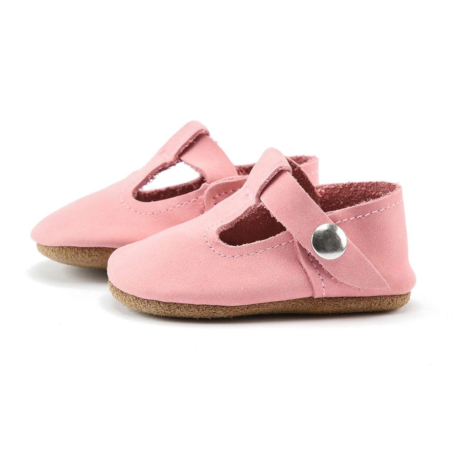 Bloom T-Strap Mary Jane (Soft Sole) by Piper Finn