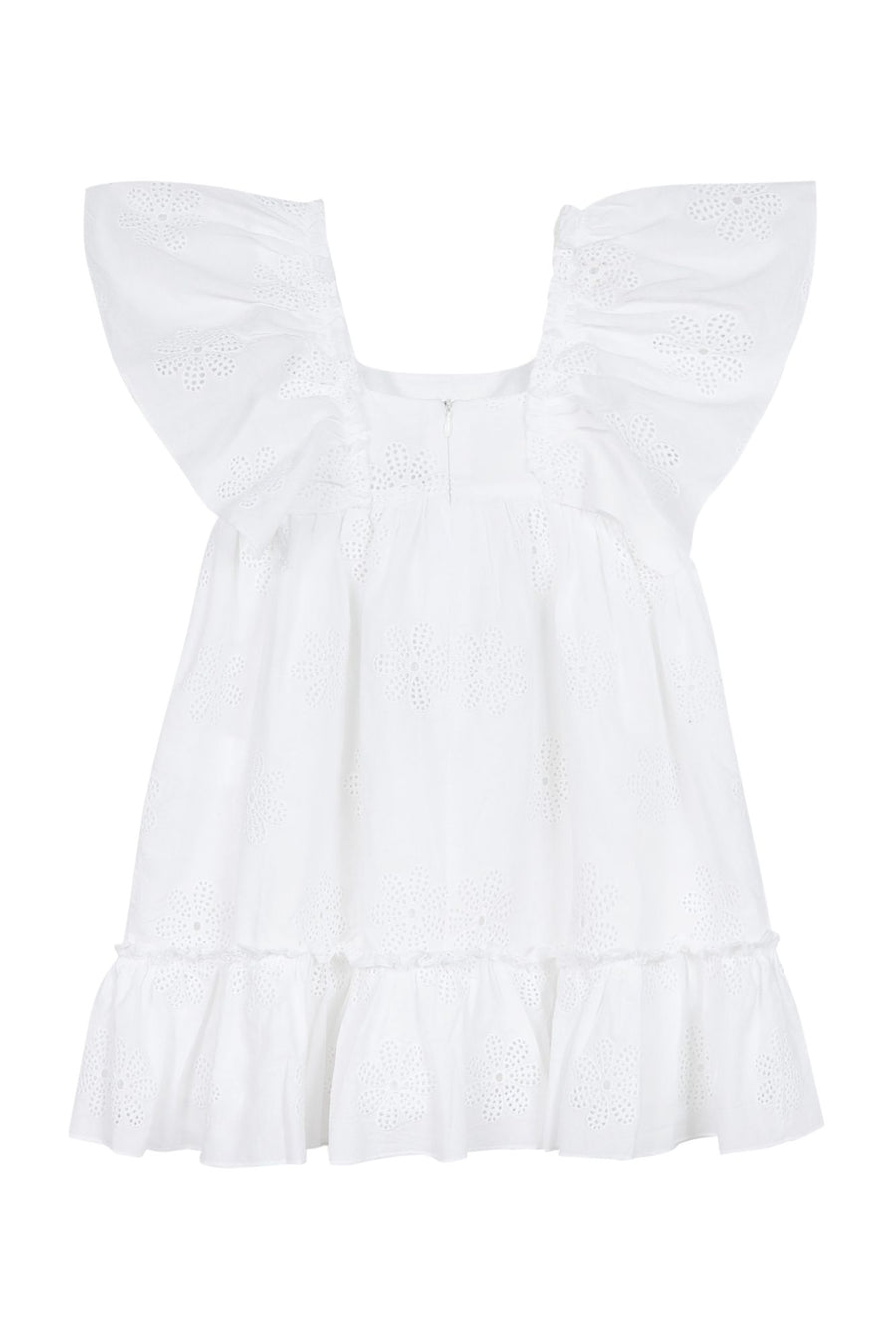 Blanc Dress by Tartine et Chocolat