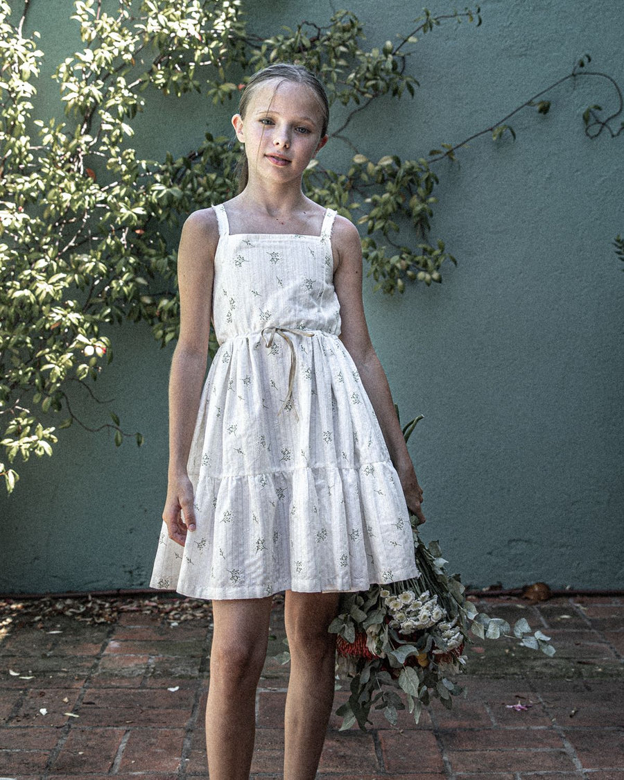 Polar Daisy Dress by Cosmosophie