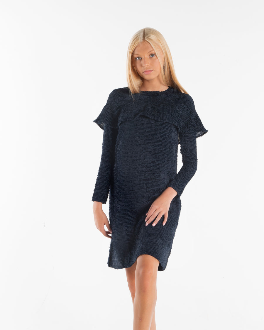 Velvet Truffle Dress by Picadilly