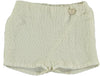 Albert Bone Shorts By Violeta