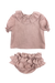 Pink Acebo Baby Set by Nueces