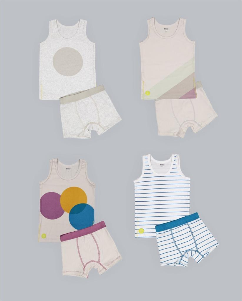 Boy Underwear 8pc Set by DOTT Child