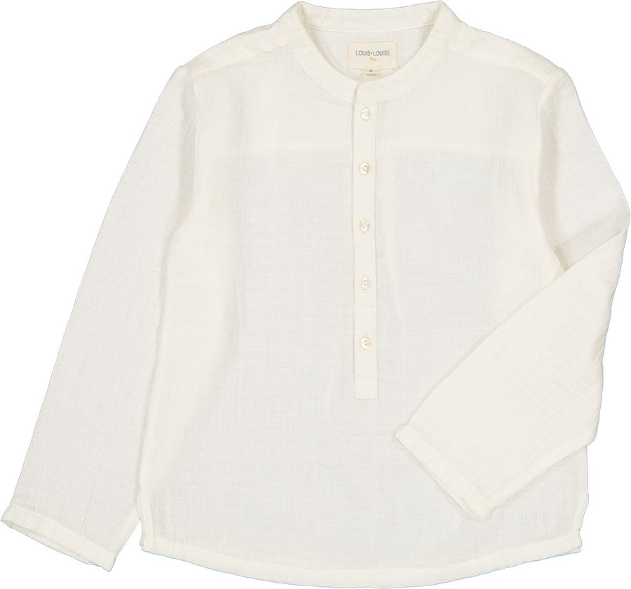 Grand Pere Vanilla Shirt by Louis Louise