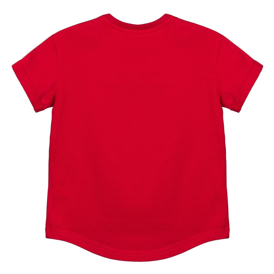 Koto Red Tee Shirt by Makiblush