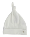White Velour Hat by Kipp