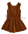 Velvet Bow Dress by Kipp