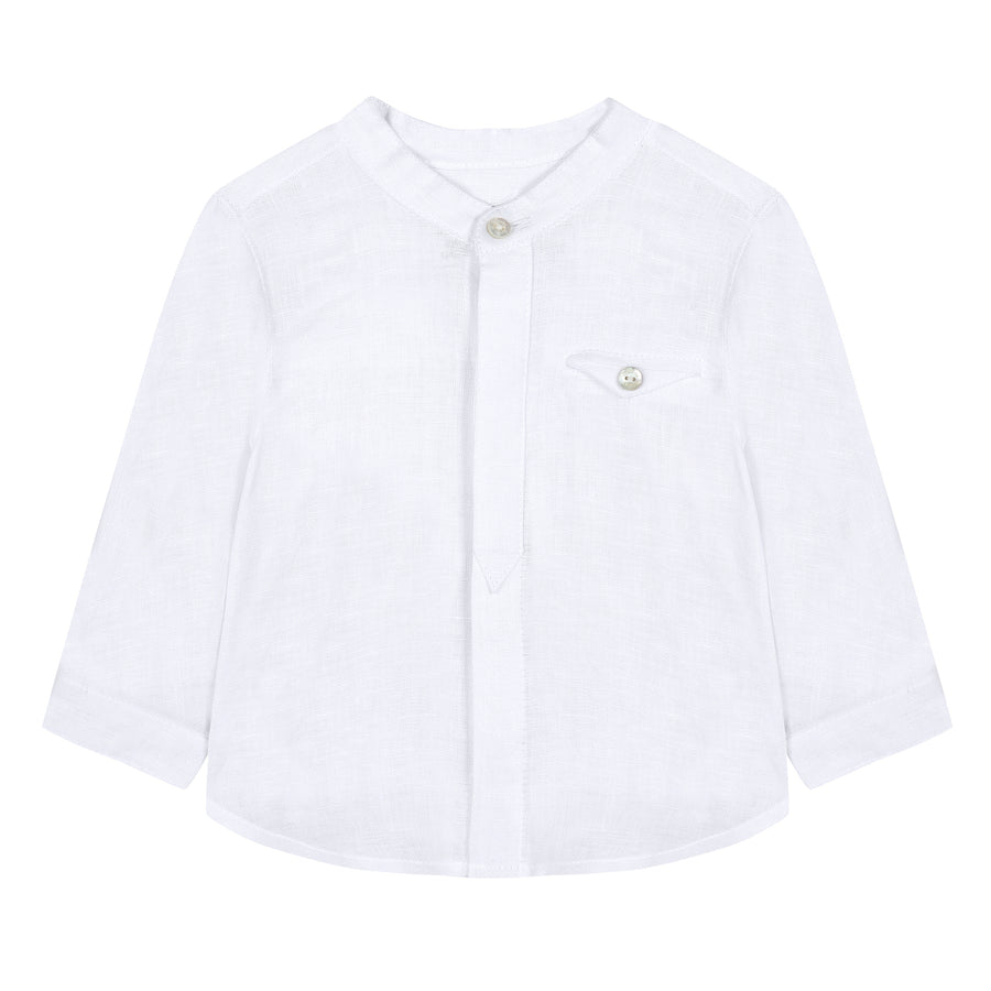 White Shirt By Tartine et Chocolat