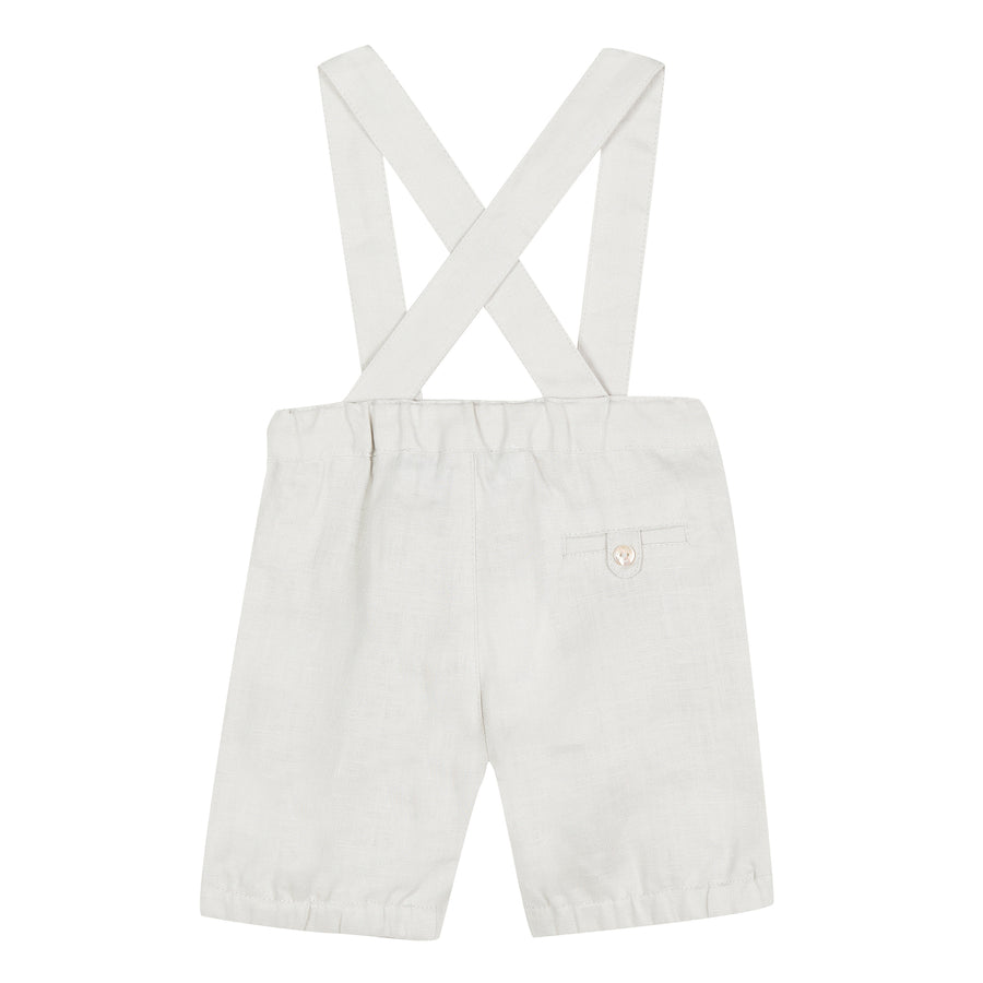 Sable Suspender Pant By Tartine et Chocolat