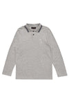 Grey Polo Shirt by Trussardi