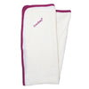 Magenta Terry Cloth Blanket by L'ovedbaby