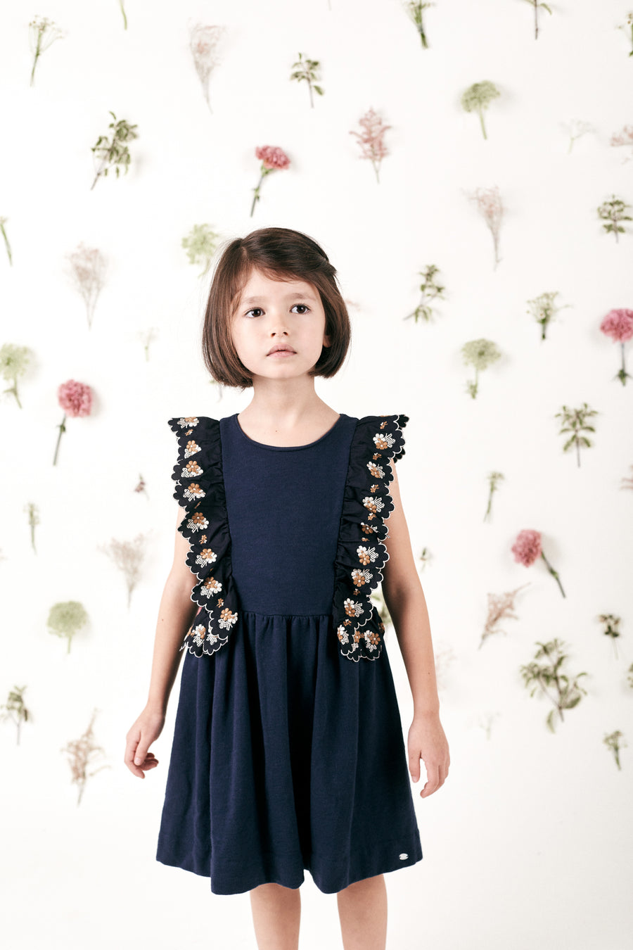 Marine Dress by Tartine et Chocolat