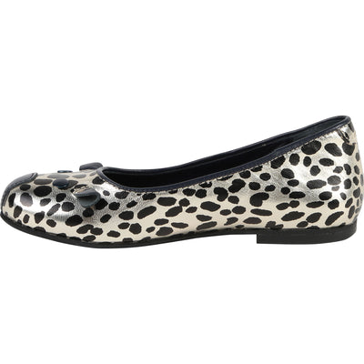 Cheetah Print Ballerinas by Little Marc Jacob