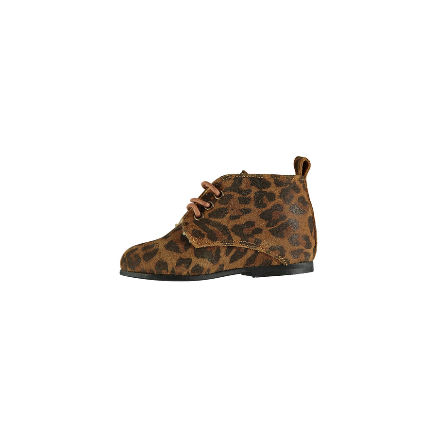 Animal Print Boots by Tocoto Vintage