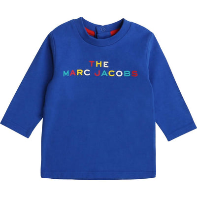 The Logo Tee by Little Marc Jacob