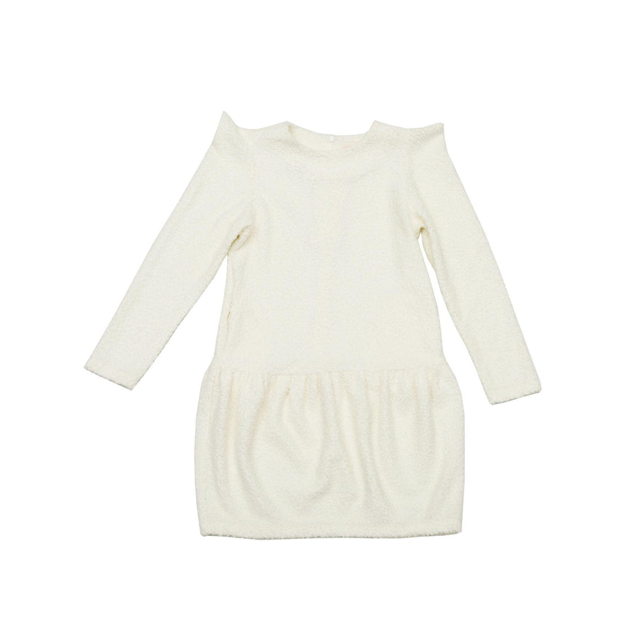 White Isadora Dress by Mummymoon