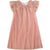Pleated Shimmery Dress by Carrement Beau