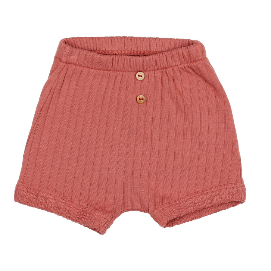 Brick Rib Shortie Set by Buho