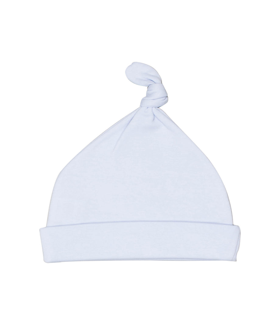Blue Sleeping Cutie Tossie Hat by Livly - Flying Colors Baby