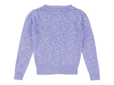 Nessy Cricket Lavender Top by Morley
