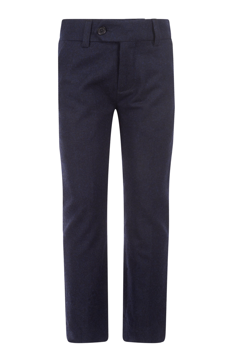 Navy Tailored Wool Pants by Appaman