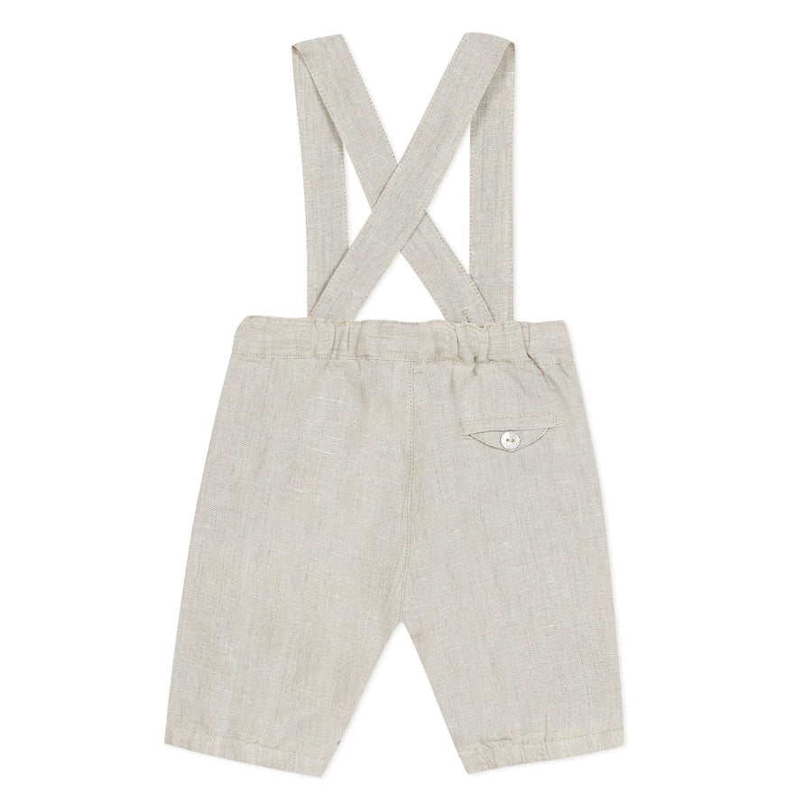 Lin Suspender Pants By Tartine et Chocolat