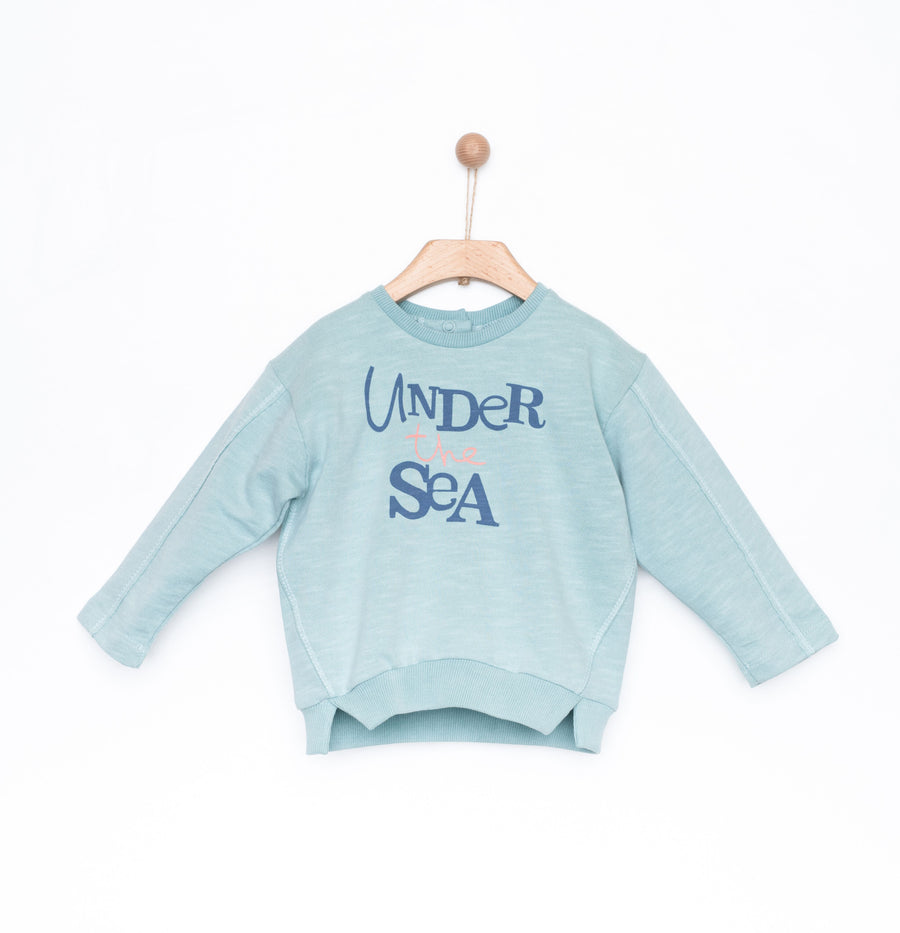 Under the Sea Sweatshirt by Yellow Sub