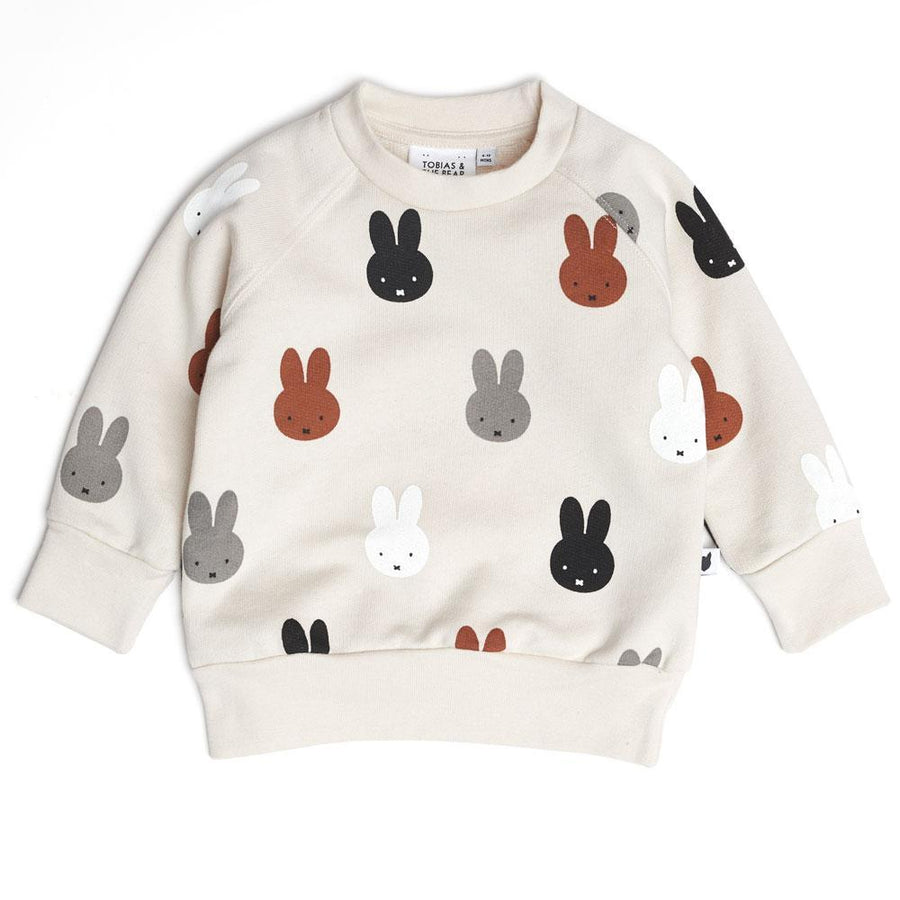 Miffy & Friends Sweatshirt by Tobias & the Bear