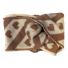 Mon Amour Mocha Headwrap by Halo Luxe