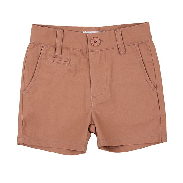 Rust Shorts by MOTU