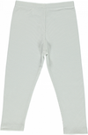 Precious Feather Grey Leggings by Bebe Organic