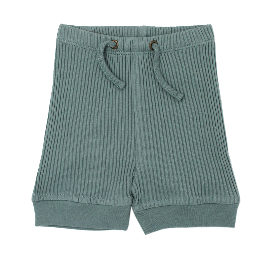 Jade Ribbed Set by L'ovedbaby