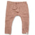 Blush Speckled Knit Joggers by Oh Baby!