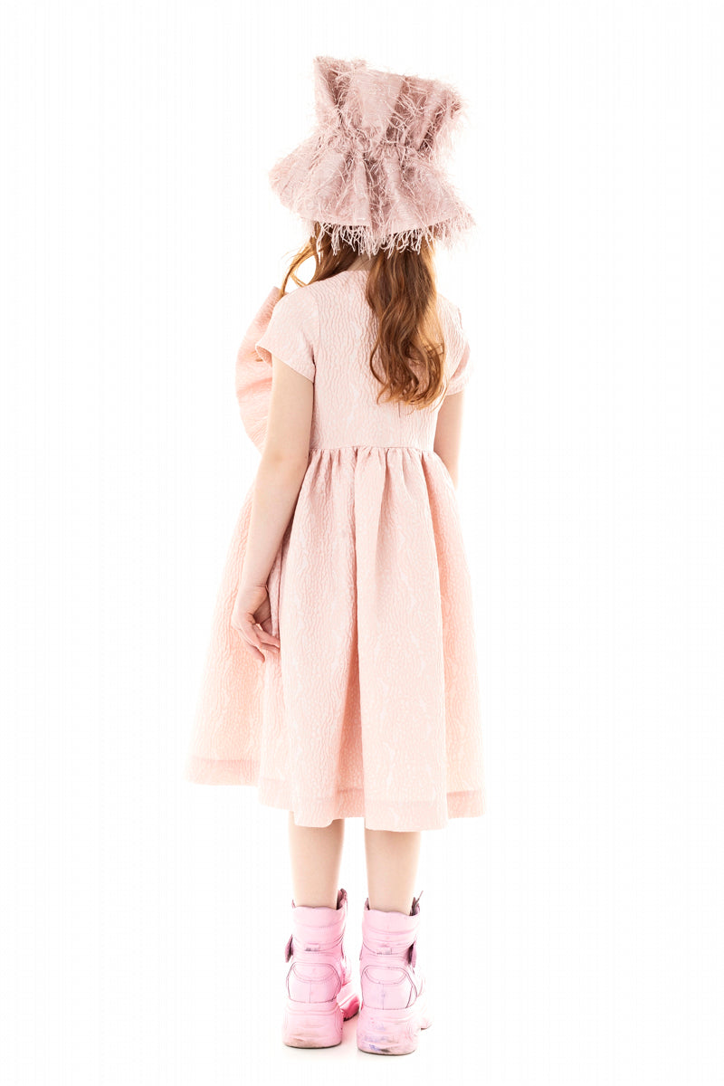 Pink Muse Dress by Mummymoon