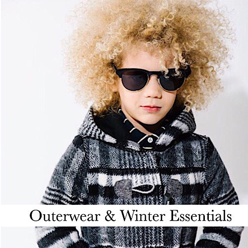 children's luxury winter outerwear