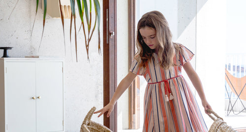 Carrament Beau spring 2018 children's clothing