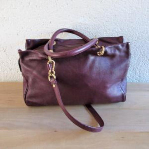 Grand Handle Hot Cuir Sac Format Marc To By Jacobs En Too OPN8nm0ywv