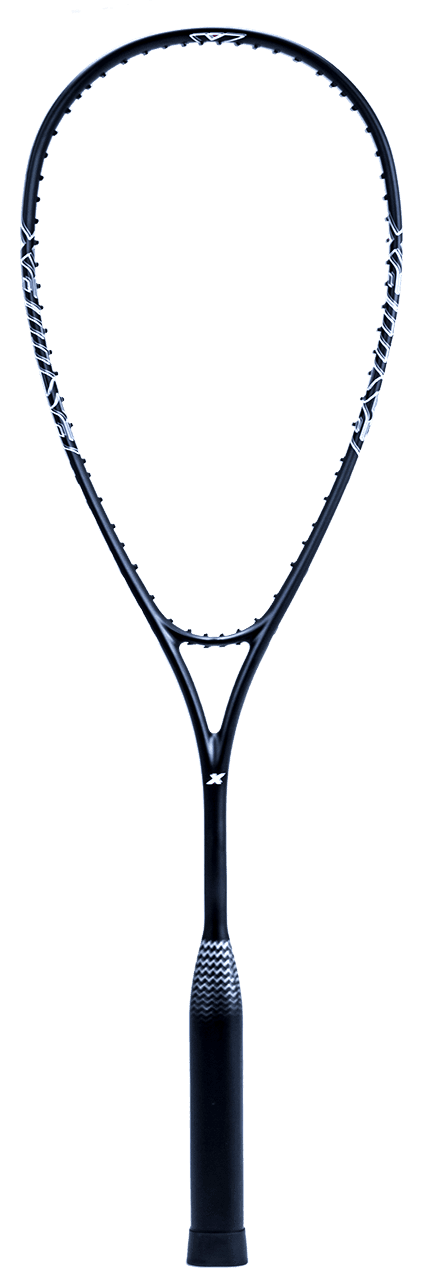 Xamsa Crucible eXposed Squash Racquet Unstrung - XamsaSquash