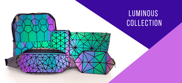 Bao Bao Luminous Geometric Bags - Stand Out Bags