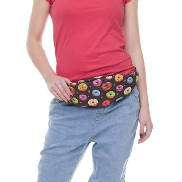 Donut Lovers Funny Fanny Pack